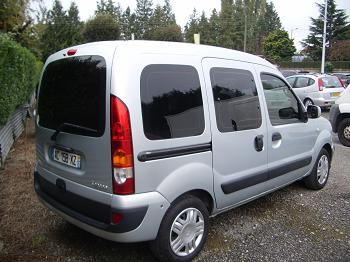 renault kangoo 1 5 dci 70 ch 5 places 2436 1. Black Bedroom Furniture Sets. Home Design Ideas