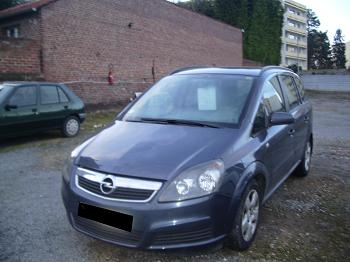 opel zafira 1 9 cdti 100 ch 7 places 2714 1. Black Bedroom Furniture Sets. Home Design Ideas